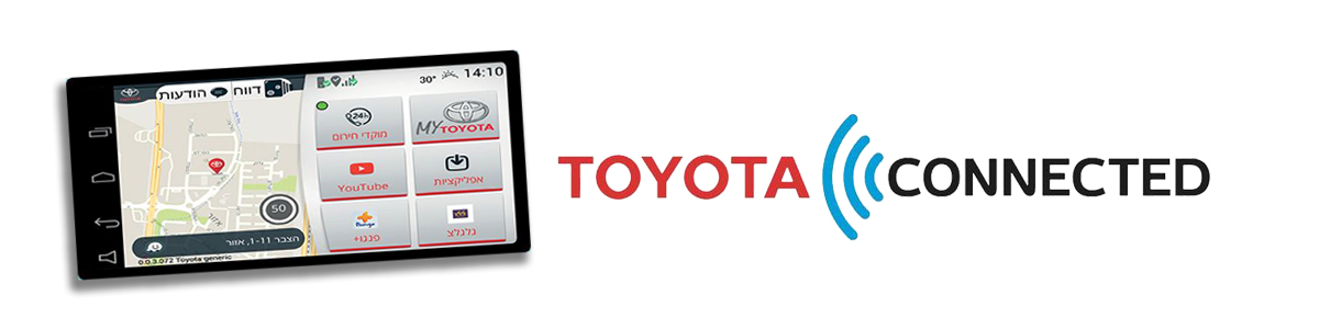TOYOTA CONECTED